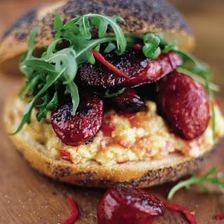 Chorizo Sandwich Recipes