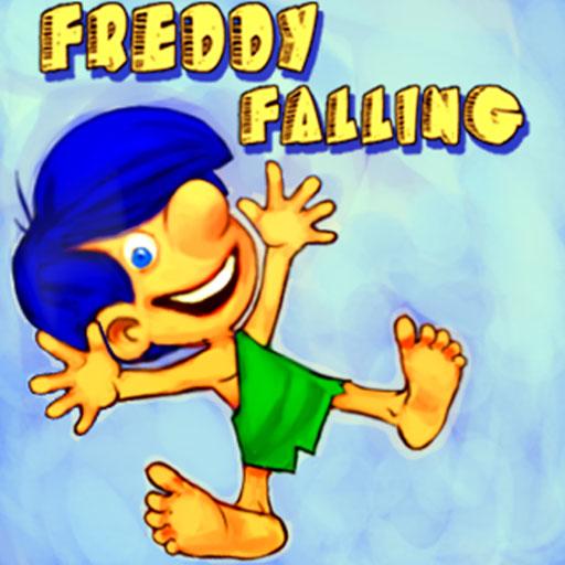 Freddy Falling LOGO-APP點子