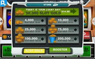 Screenshot of Slots LIVE!