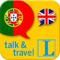 Portuguese talk&travel icon