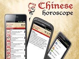 Screenshot of Chinese Horoscope ™