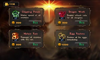 Screenshot of Lair Defense: Dungeon