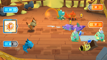 Screenshot of Monster Life