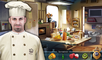 Screenshot of ROYAL EXPRESS: HIDDEN OBJECT