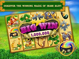 Screenshot of Irish Slots Casino 777