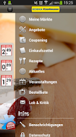 Screenshot of EDEKA Südwest