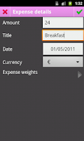 Screenshot of Piggy - Share Expenses