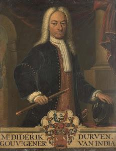 RIJKS: Hendrik van den Bosch: painting 1736