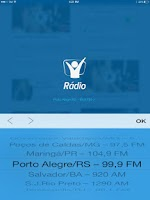 Screenshot of Radio Novo Tempo