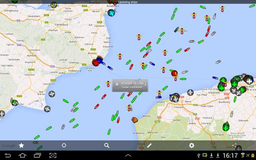 Boat Watch Pro - Ship Tracker - screenshot