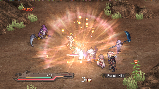 RPG Record of Agarest War - screenshot