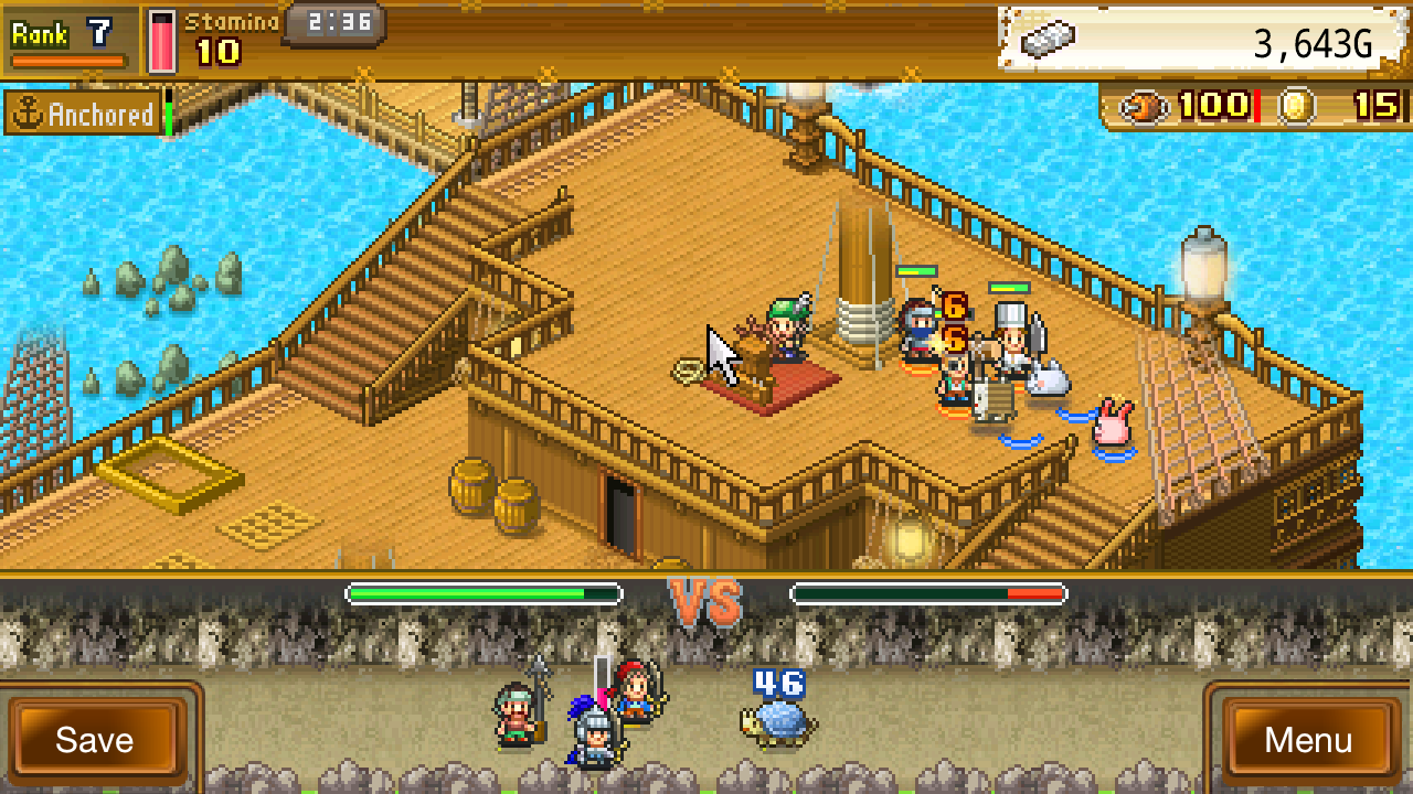 High Sea Saga Screenshot 4