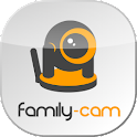 Family-cam IP cam control icon