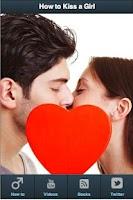 Screenshot of How to Kiss a Girl