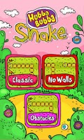 Screenshot of Hubba Bubba Snake- הובה בובה ס