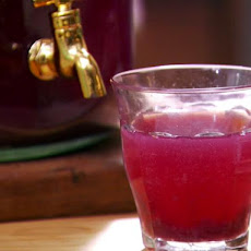 Peruvian Pomegranate Pineapple Party Punch (P to the 5th PUNCH)