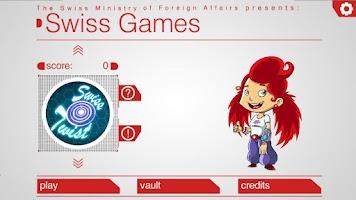Screenshot of Swiss Games