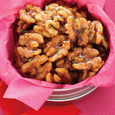 Rosemary and Thyme Walnuts