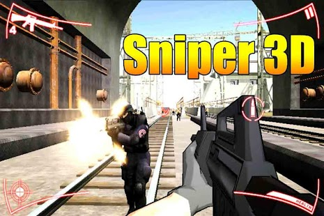 Sniper Shoot : Super Killer 3D - screenshot