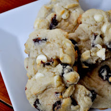 Cherries and Cream Cookies
