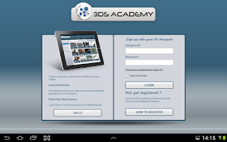 Screenshot of 3DS ACADEMY