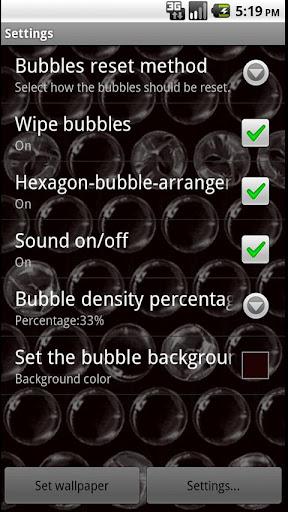 玩免費個人化APP|下載Bubblewrap LWP app不用錢|硬是要APP