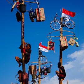 Traditional sports by Lusie Herwahyu - News & Events Sports ( events, sports, traditional, independence day )