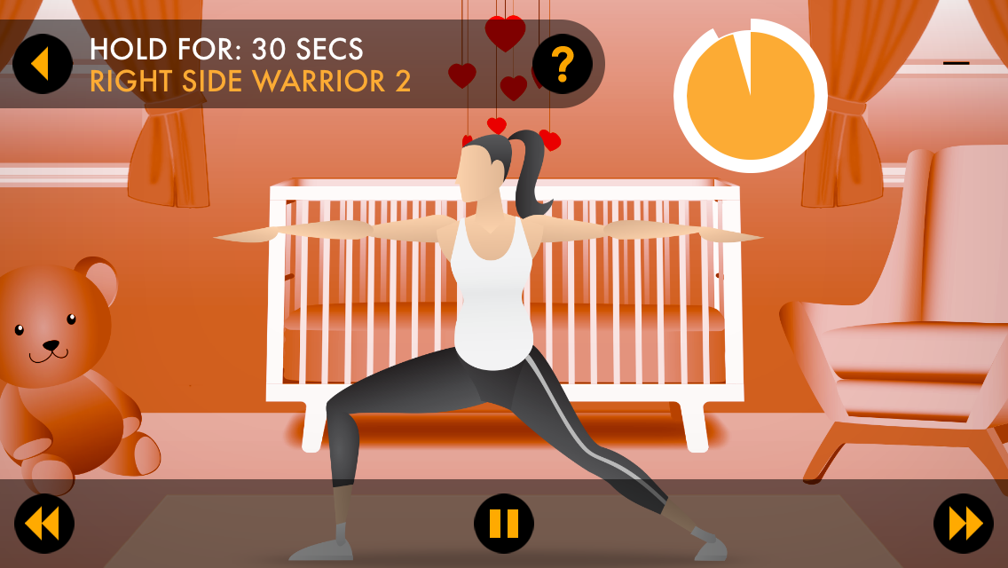 Pregnancy Workouts by Power 20 Screenshot 3