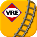 VRE Train Status icon