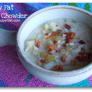 LOW FAT CLAM CHOWDER