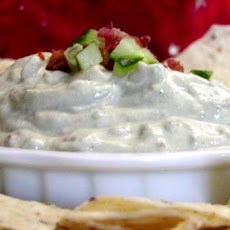 Guacamole------creamy Avocado With Bacon Dip------