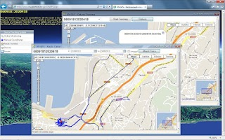 Screenshot of VN GPS Realtime Monitoring