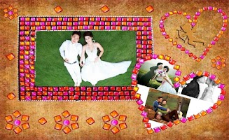 Screenshot of Love Frame Photo