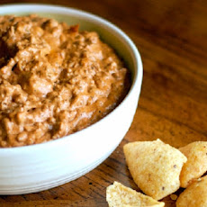Super Bowl Chili Cheese Dip