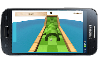 Screenshot of Mini Golf 3D