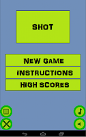 Screenshot of Shot Game