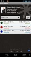 Screenshot of LeaveRequest for SAP