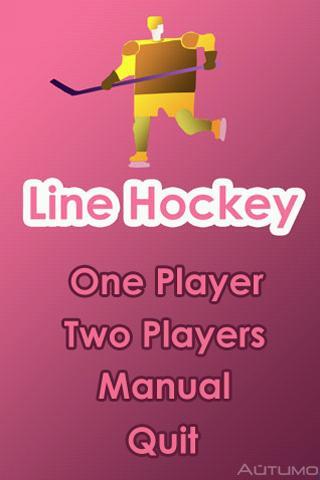 Line Hockey