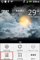 Screenshot of 9s-Weather Theme+(Valentines)