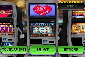 Screenshot of I Love Lucy - Slot
