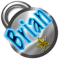 Brian Name Tag icon