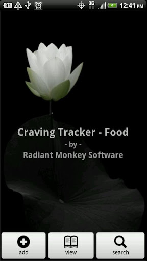 Craving Tracker - Food