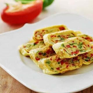 Bell Pepper Omelette Recipes