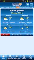 Screenshot of Wetter Österreich - wetter.tv