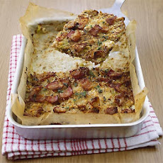 Turkey, Thyme & Leek Meatloaf
