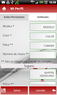 MapfreAsistencia - screenshot