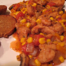 Chicken and Corn Medley