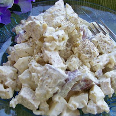 Chicken-Egg-Potato Salad