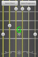 Screenshot of Rhythm Guitar Free
