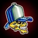 Rap Skull, Theme 480x800 icon